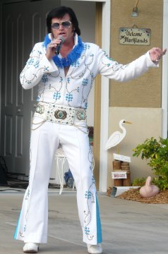 Elvis aka Billy Lindsey
