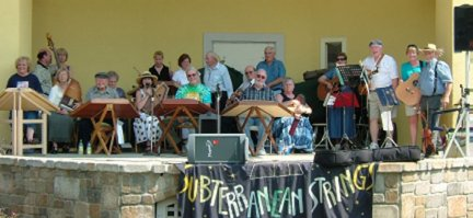 Sub-Strings play for Lumbermen's Festival